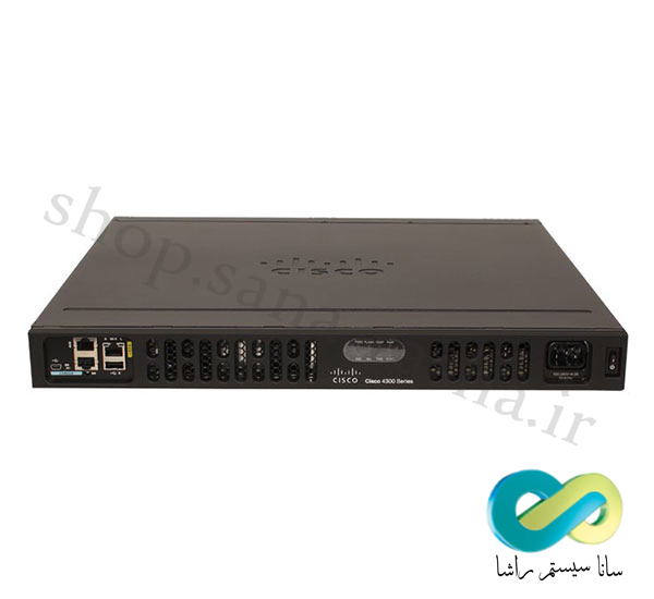 Cisco ISR4331K9 Router -1