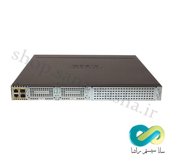 Cisco ISR4331K9 Router