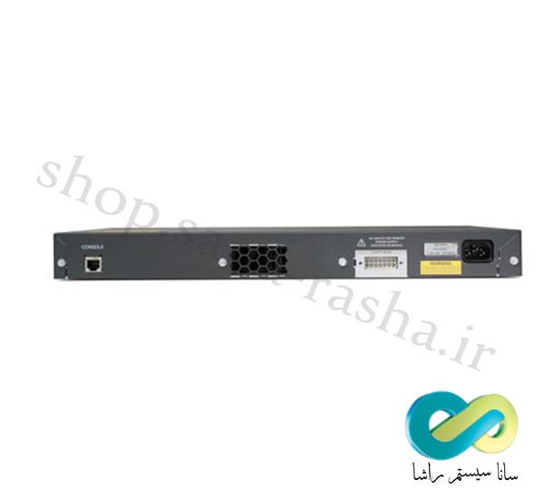 Switch Cisco WS-C2960-24TC-L