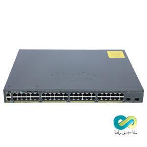 CISCO WS-C2960X-48FPD-L (2)